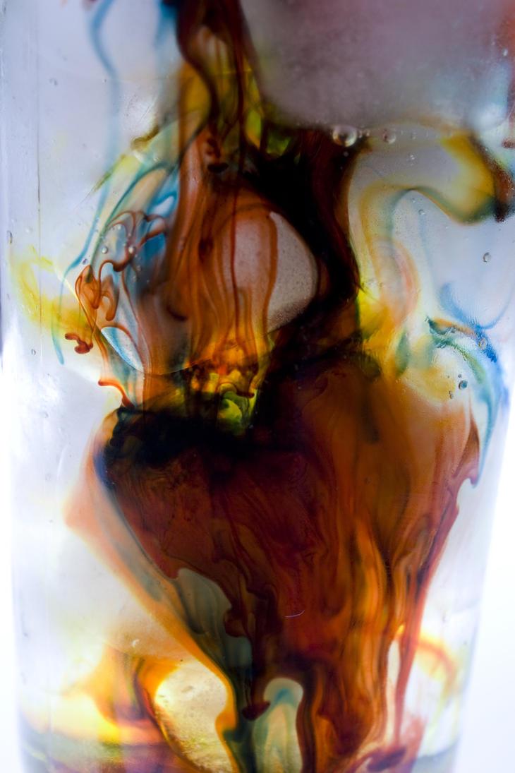 My Heart in a Jar by burnbutterflyx