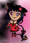 chibi Kelly by SoopaPhoenix