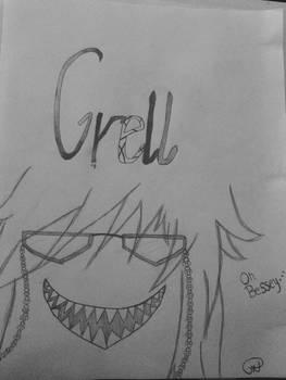 Grell The Grim Reaper