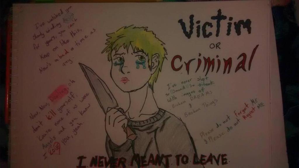 Radio - victim or criminal by RadicalxEdwardxMPU