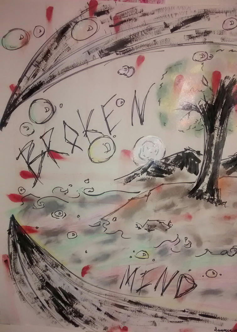 #1 Broken Mind by RadicalxEdwardxMPU