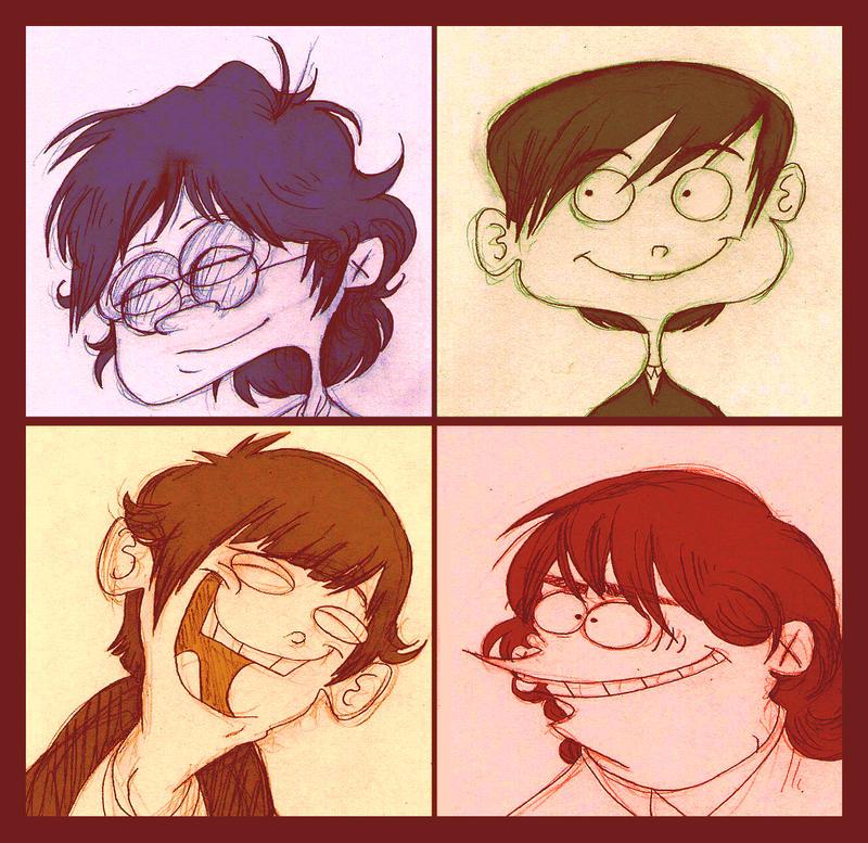 The BeatEds by VampireMeerkat