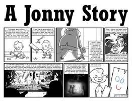 Nobody makes fanart of Jonny because he's not sexy