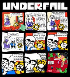 UNDERFAIL by VampireMeerkat