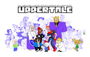 UNDERTALE WITH BORING HUMANS