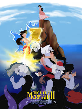 The Little Mermaid 2: Ursula could've had a son