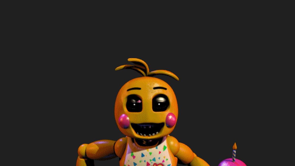 Toy chica jumpscare by lara jazmin prime on deviantart