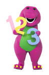 Barney png