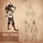 Aatr: Bird Priest