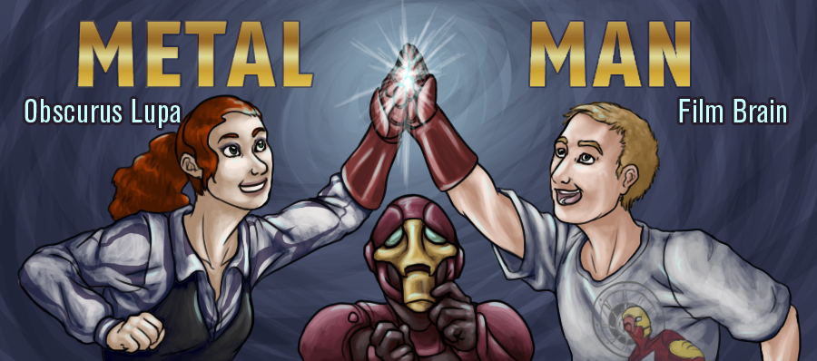 OL and FB: Metal Man by kitsune2022