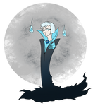 Animu Carter by kitsune2022