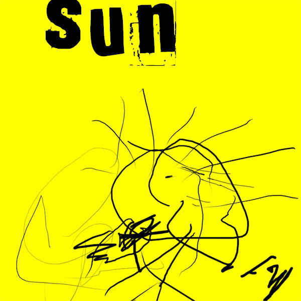 Sun by adamichiko