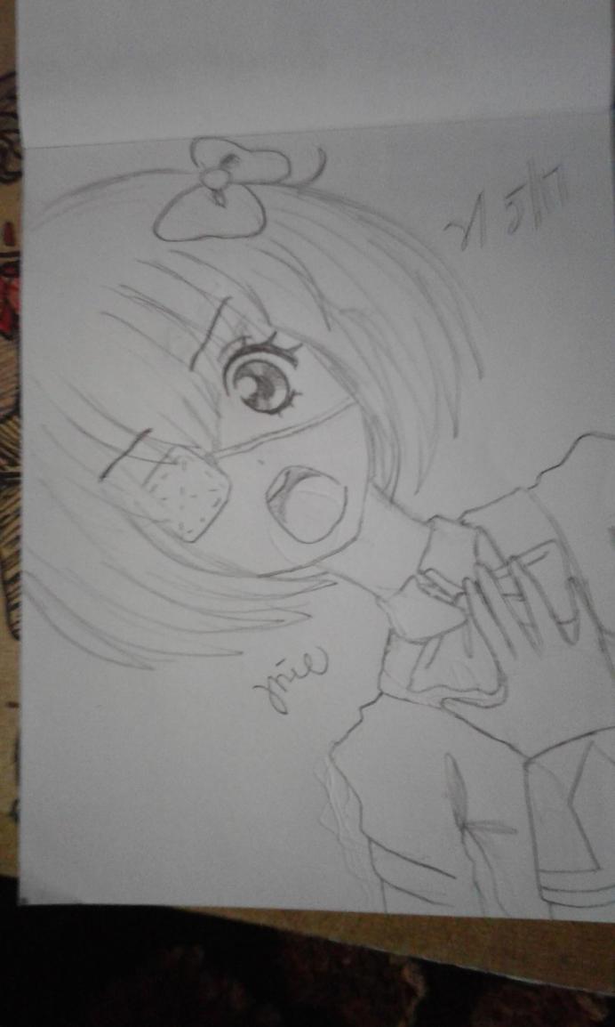 Anime Girl by Monouzaka-Orihime