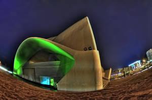 Auditorium Santa Cruz IV by Aerostylaz
