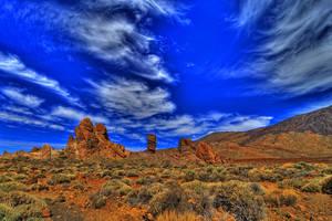 El Teide by Aerostylaz