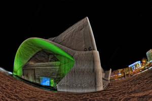 Auditorium X by Aerostylaz