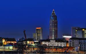 Messetower Frankfurt by Aerostylaz