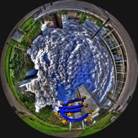 Birthplace of the EURO by Aerostylaz
