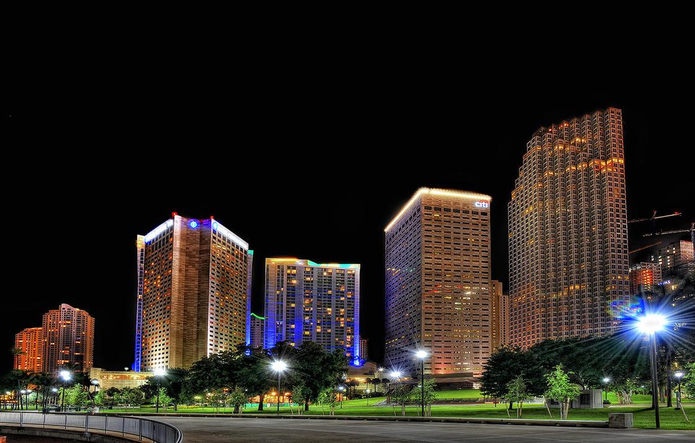 Downtown Miami 1 by Aerostylaz