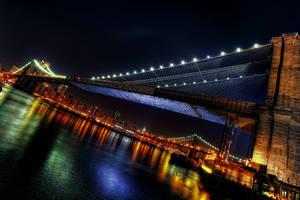 Brooklyn Bridge, NY I by Aerostylaz