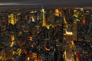 NYC by Aerostylaz