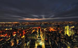 New York by Aerostylaz