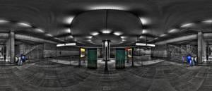 FFM Urban Pano 1 by Aerostylaz
