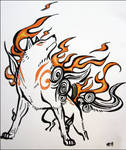 Amaterasu by JOrte
