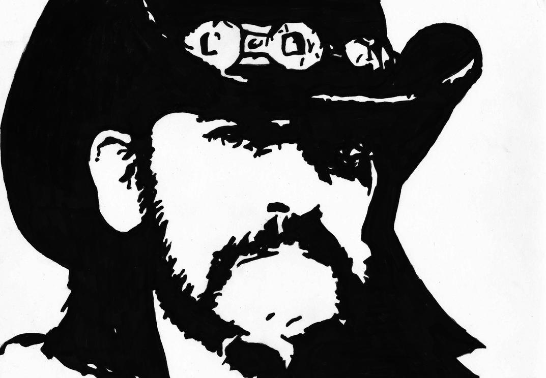 Lemmy Kilmister by JOrte