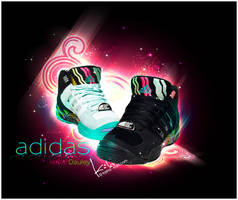 .adidas by kakiii