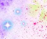PS brushes: star dust