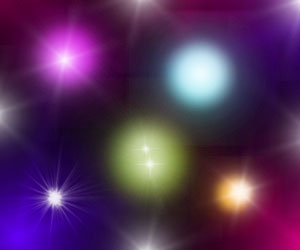 PS brushes: Galaxy stars by kakiii