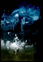 .When the night falls by kakiii