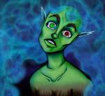 Goddess Earth by heartbrakercake