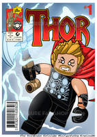 Thor Stormbreaker by bykevinec
