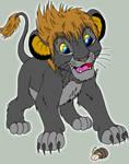 Roxsas lion - flats