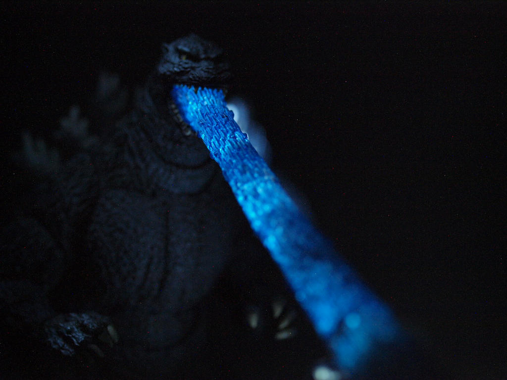 Monsterarts Godzilla Atomic Breath (2) by Darkeyedkid on ...