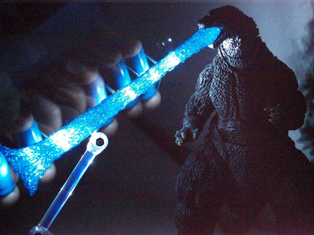 Monsterarts Godzilla Atomic Breath (15) by Darkeyedkid on ...