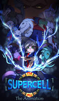 [FanArt] Supercellcomic the animation