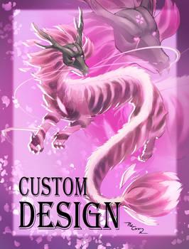 [Custom] Sakura Dragon Spirit