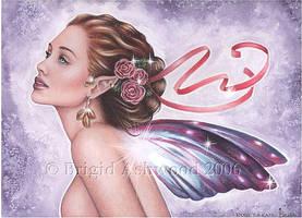 Rose Dream by brigidashwood