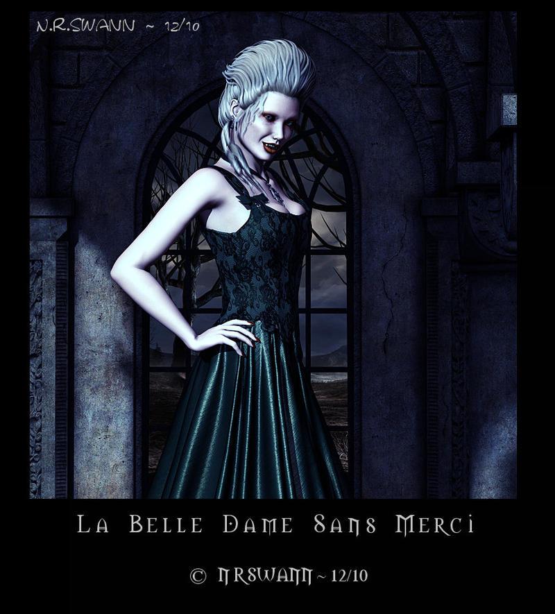 la belle de sams merci La belle dame sans merci presented by: bitangcor, cindy b manan, almera othe autorstor.