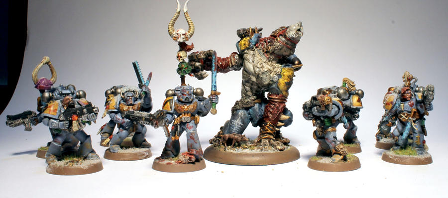 Space Wolves Grey Paint Ml