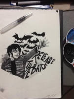 Release the Bats by justynej
