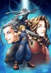 Final Fantasy 7 by kazuo