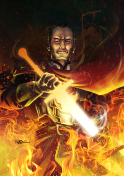 Stannis Baratheon - THE CARDS OF ICE AND FIRE