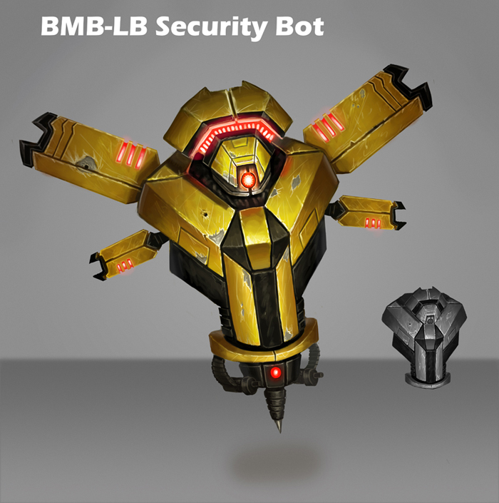 BMB-LB Security Bot by stonepro