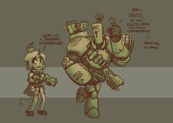 Demon City RoboCop