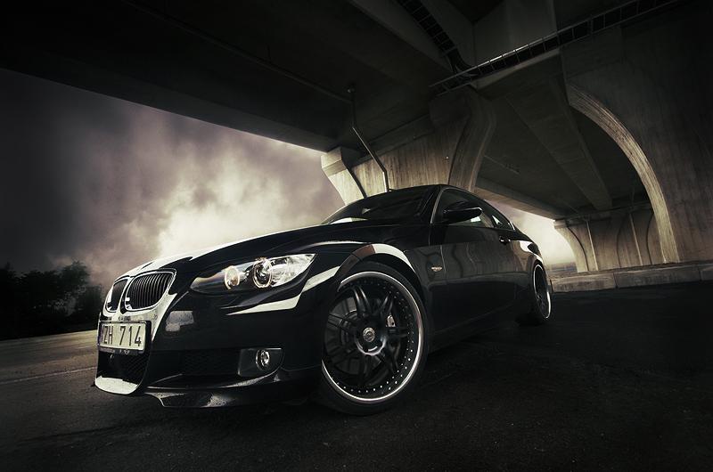 BMW 335 NYC part4 by dejz0r