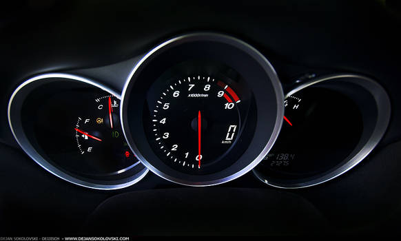 Mazda RX 8 - the gadgets -